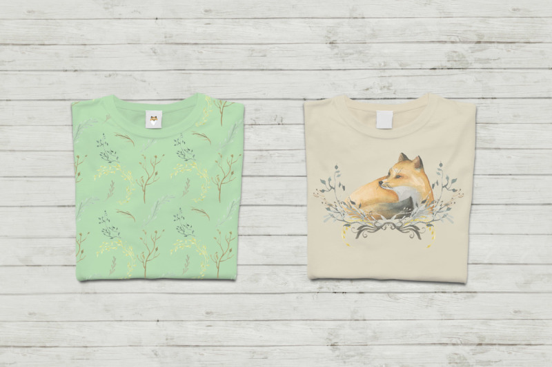 friendly-fox-forest-set