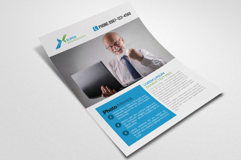 amazing-business-flyer