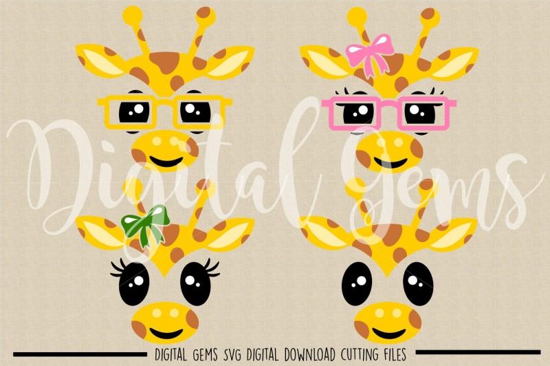 giraffe-svg-dxf-eps-png-files