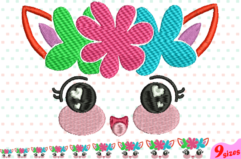 smile-face-embroidery-design-machine-instant-download-commercial-use-digital-file-icon-symbol-sign-cute-smile-happy-girl-baby-unicorn-1st-kindergarten-135b