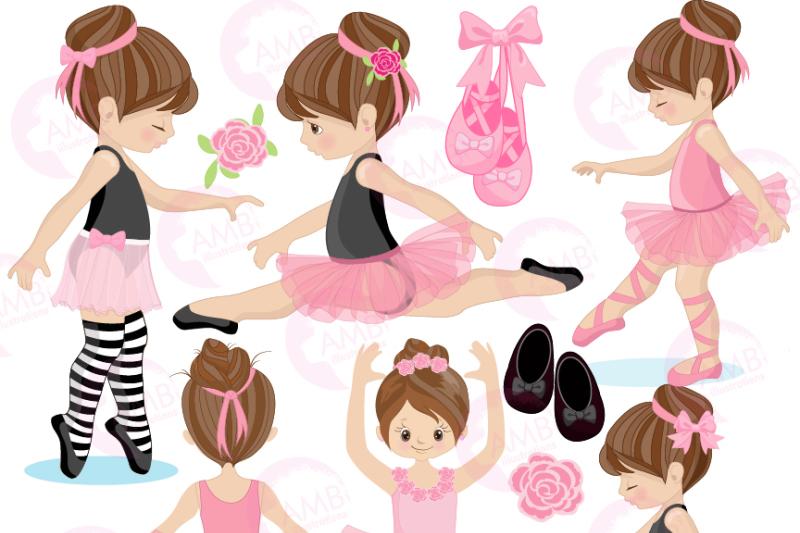 ballerina-clipart-ballet-clipart-pink-ballerina-girl-dancing-commercial-use-instant-download-amb-1306