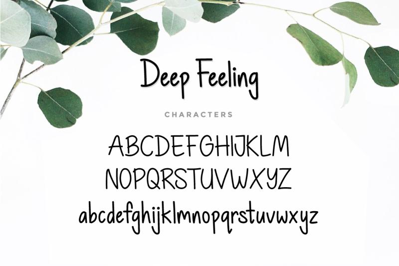 deep-feeling