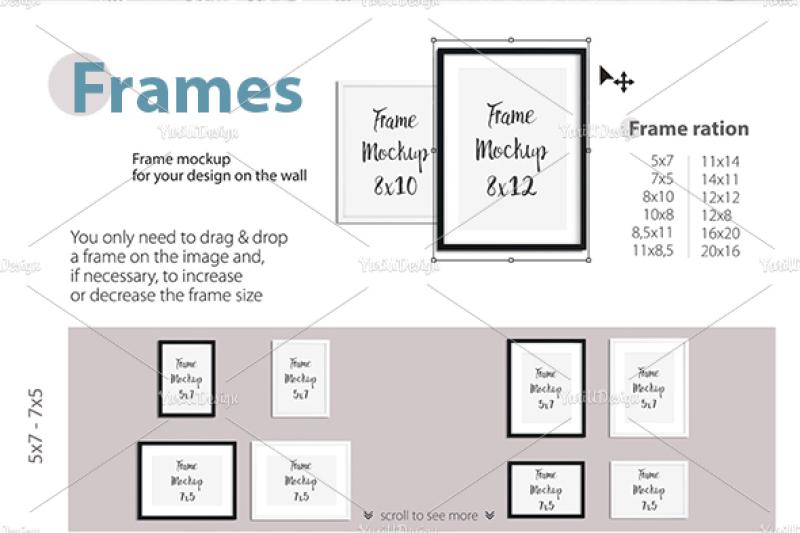 kids-wall-and-frames-mockup-bundle-2