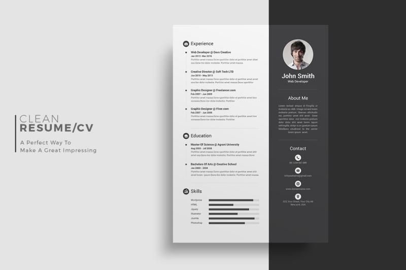 resume-cv