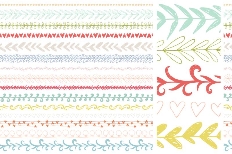 30-handdrawn-vector-pattern-brushes