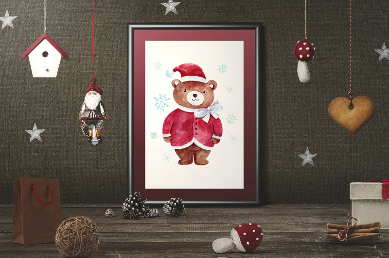 christmas-decorative-set