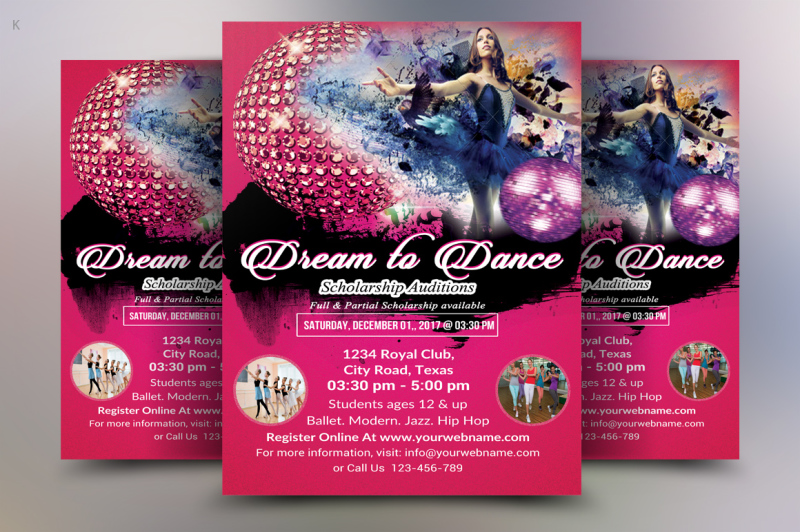dance-audition-flyer-template