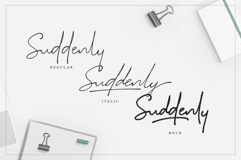 suddenly-signature-script