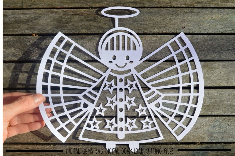 angel-paper-cut-svg-dxf-eps-files