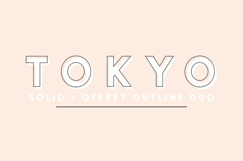 tokyo-a-designer-font-duo