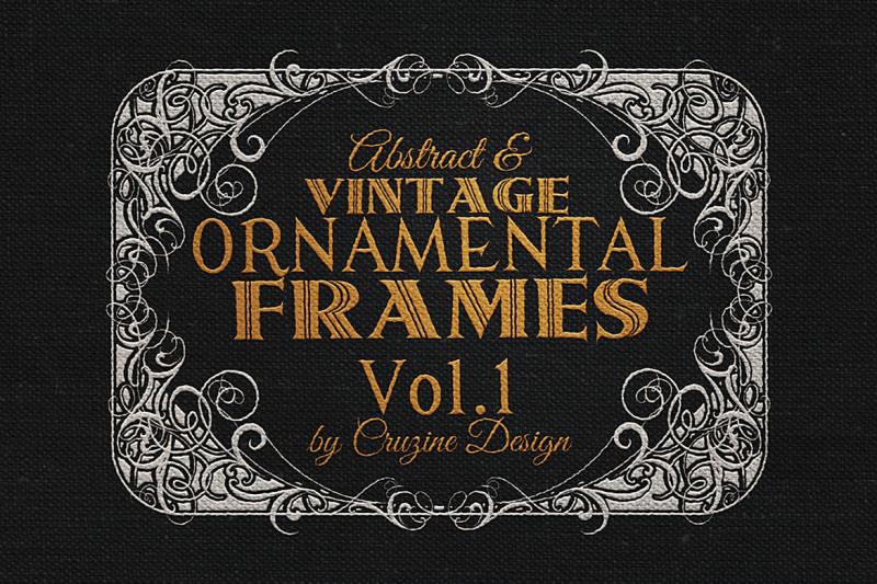 10-frames-vol-1-vintage-ornament
