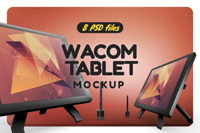 wacom-graphic-screen-tablet-mockup