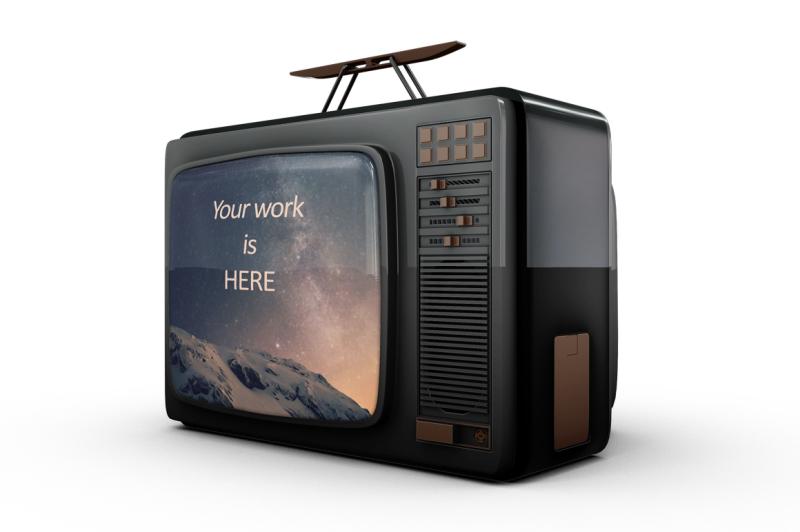 vintage-tv-mockup
