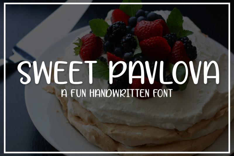 sweet-pavlova