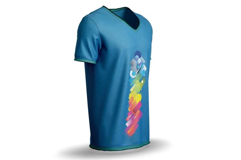 v-neck-t-shirt-mockup