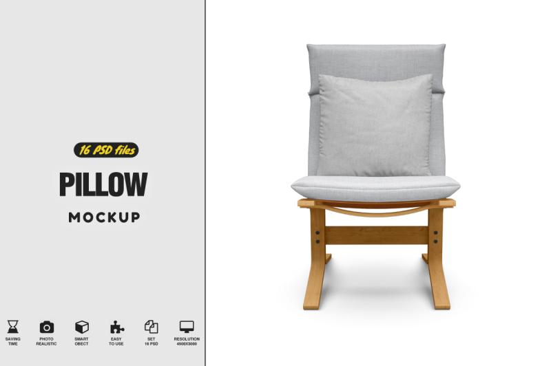 Free Pillow Mockup (PSD Mockups)