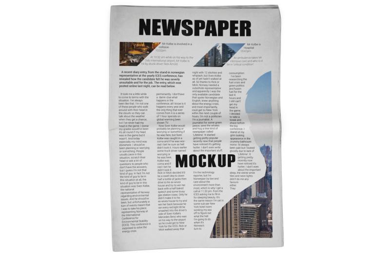 newspaper-mockup