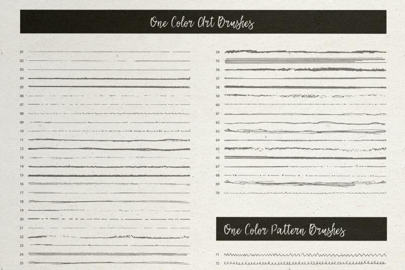 illustrator-pencil-brushes