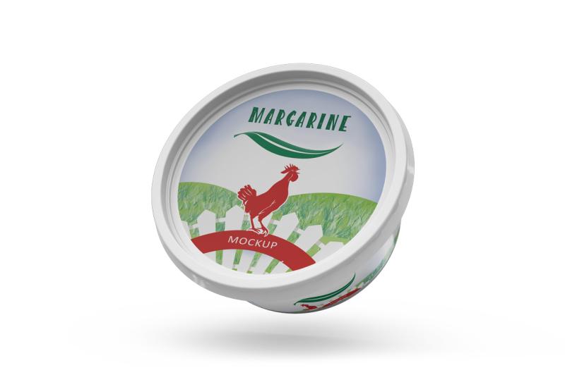 margarine-box-mockup
