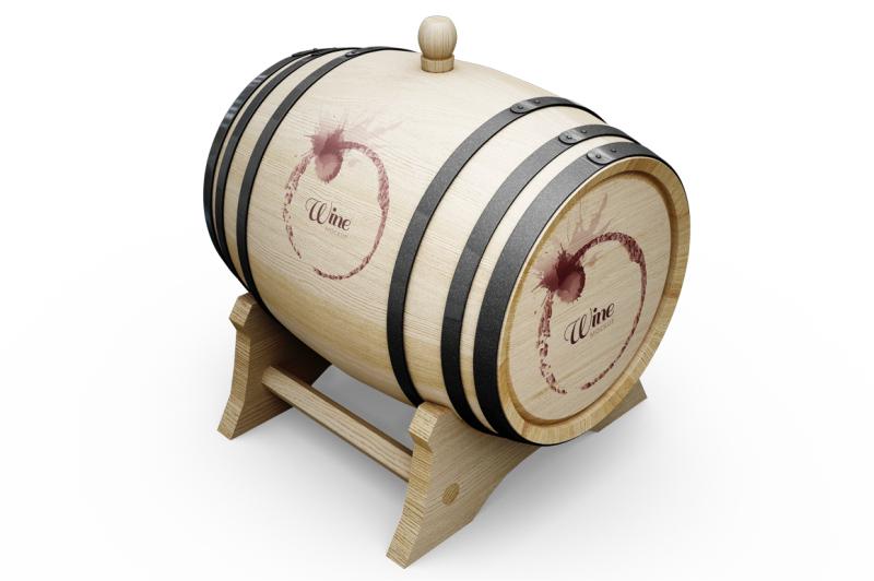 barrel-mockup