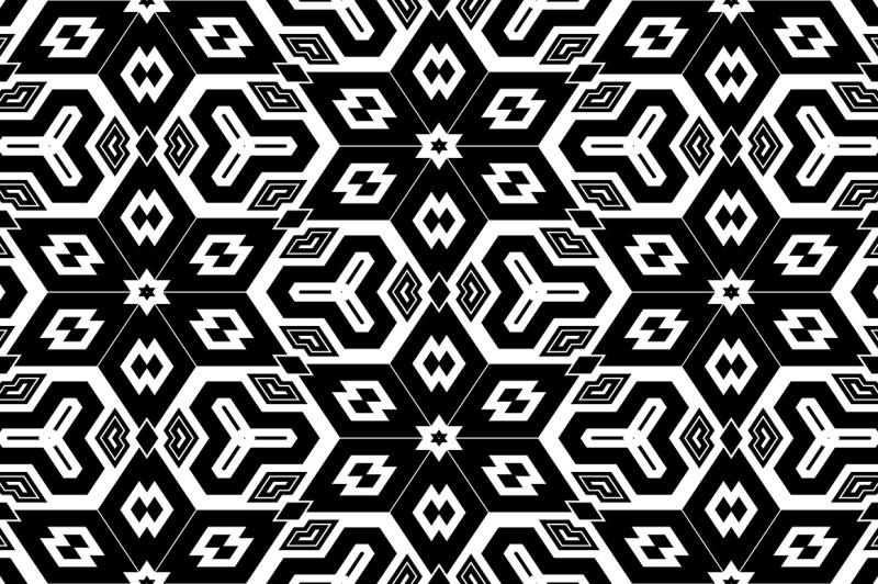 20-seamless-monochrome-geometric-background-textures
