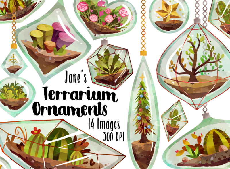 watercolor-terrarium-clipart