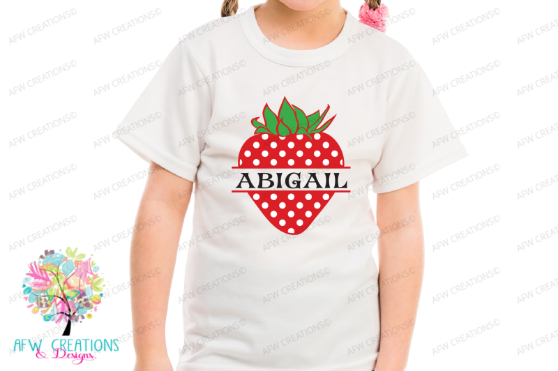split-and-monogram-strawberry-svg-dxf-eps-cut-files