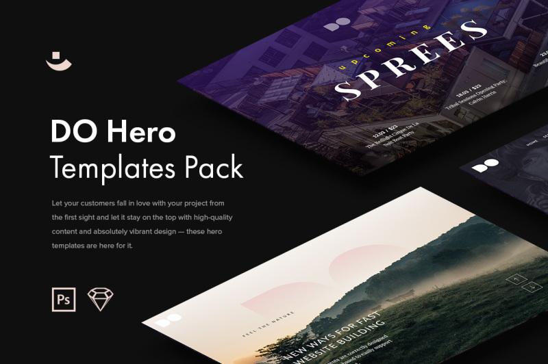 do-hero-templates-pack