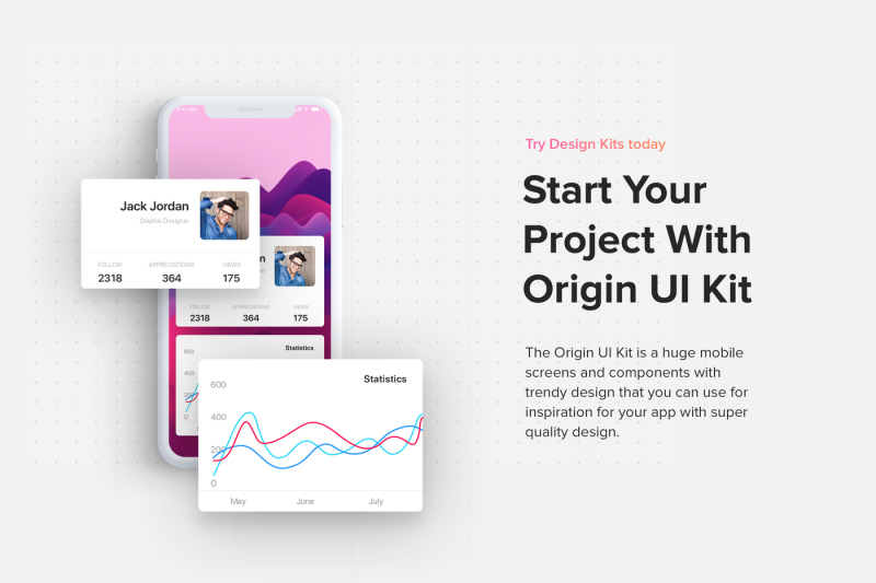 origin-mobile-ui-kit