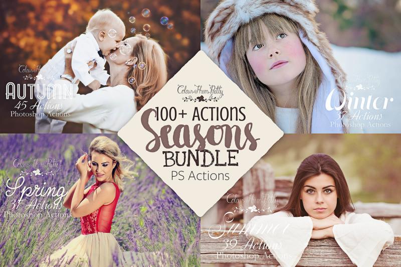 seasons-bundle-actions-for-photoshop