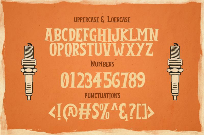 burnout-font