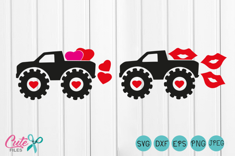 monster-truck-svg-heart-svg-happy-valentines-day-boy-valentine-silhouette-studio-heart-vector-file-for-cutting-machines