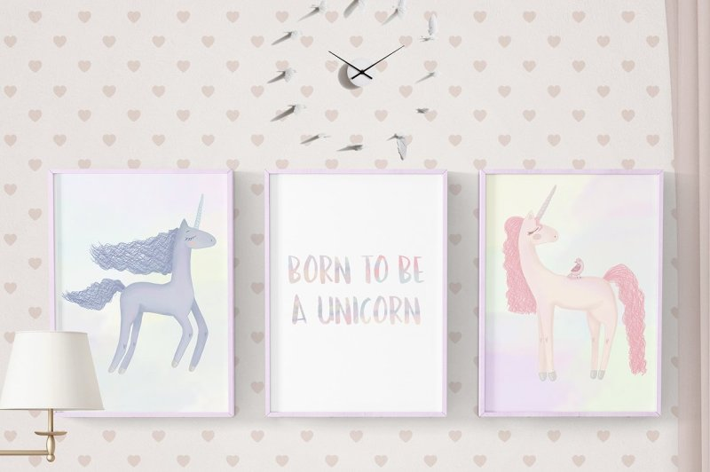 born-to-be-a-unicorn-illustrations