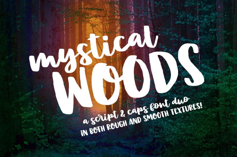 mystical-woods-a-script-and-caps-font-duo