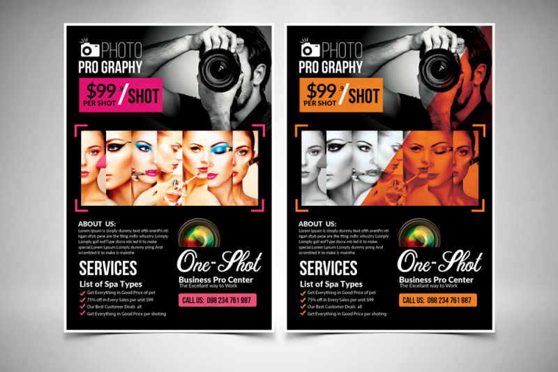 photography-flyer
