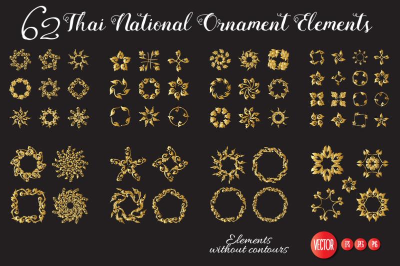62-thai-ornament-elements