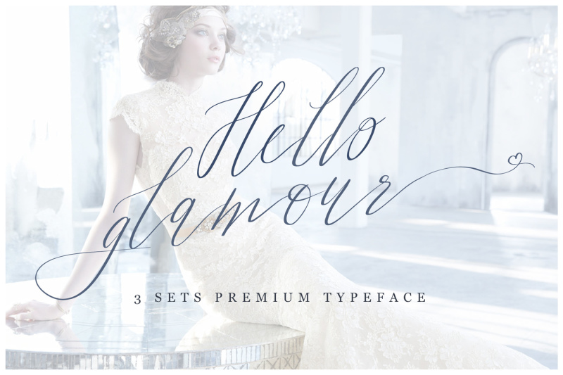 hello-glamour-premium-typeface