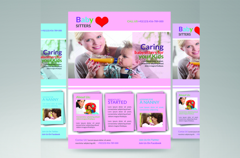 baby-care-flyer