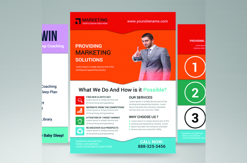 business-solution-flyer