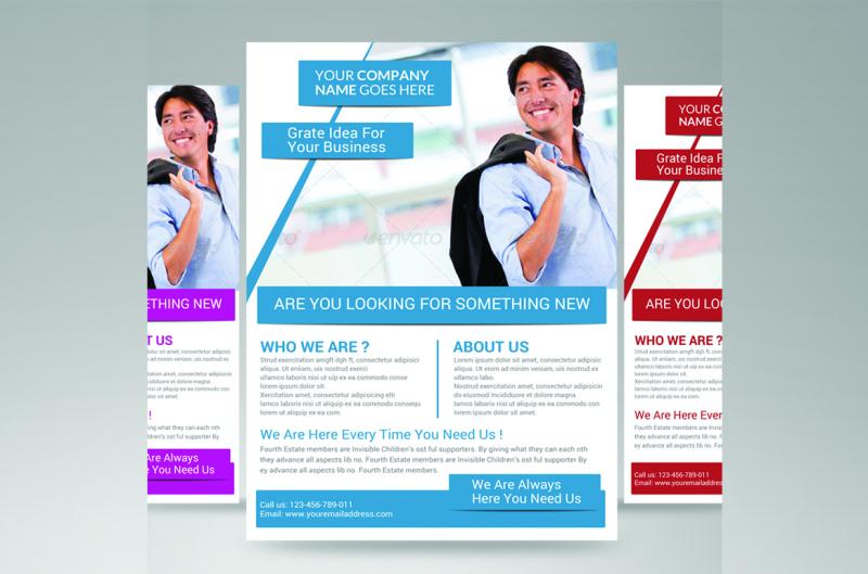 company-flyer