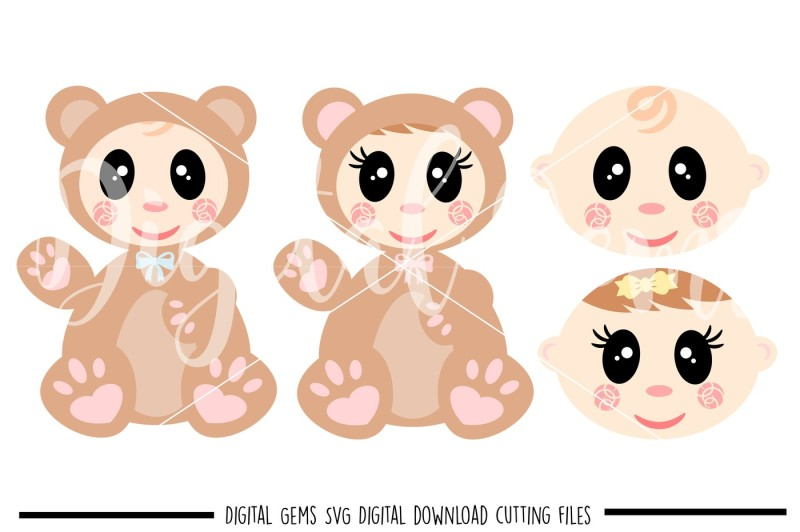 baby-svg-dxf-eps-png-files