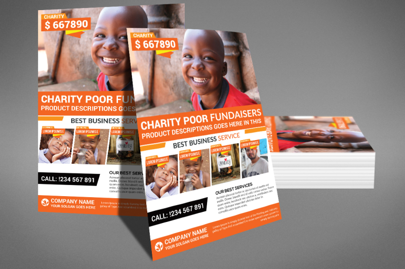 charity-fundraisers-flyer