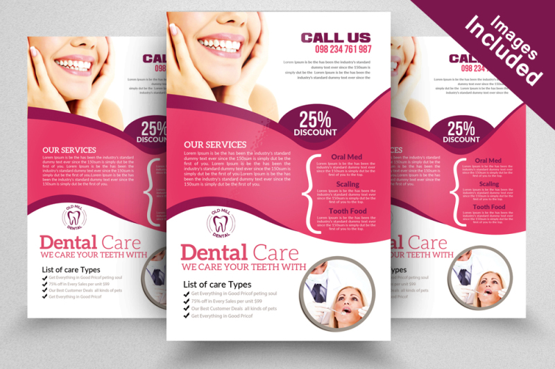 medical-dental-flyer