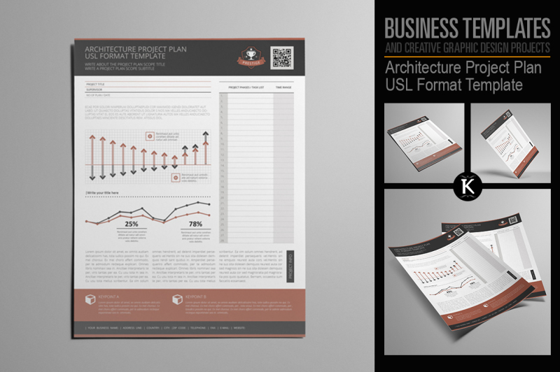 architecture-project-plan-usl-format-template