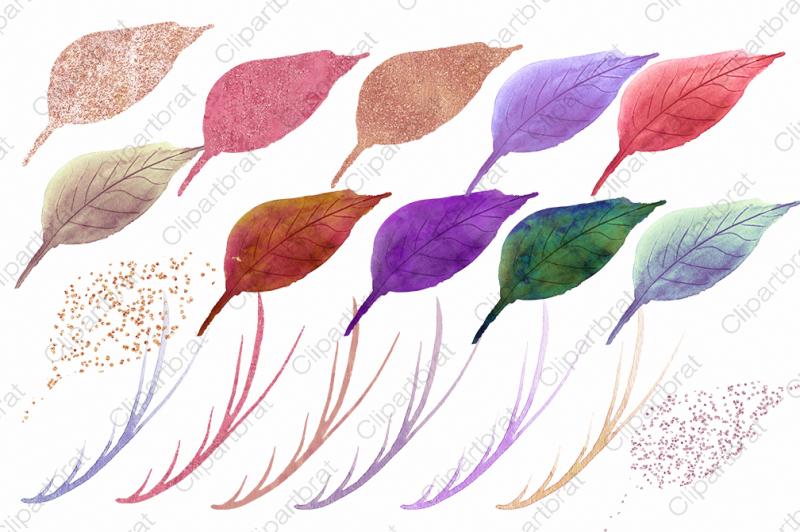 watercolor-peonies-pink-floral-set