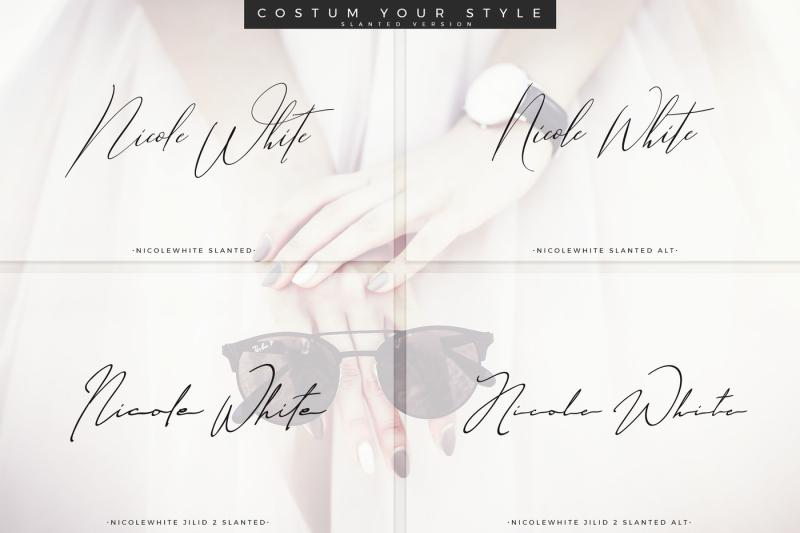 nicolewhite-8-pretty-font