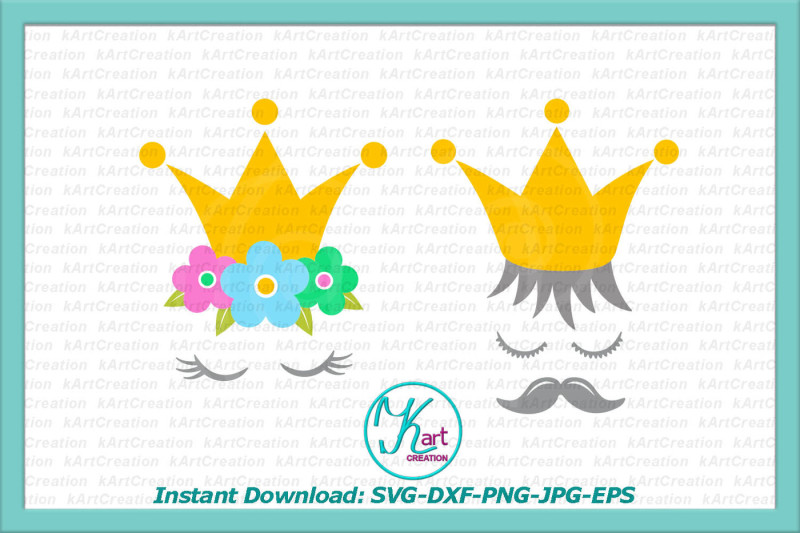 princess-crown-svg-prince-crown-svg-mustache-svg-lashes-svg-flowers-crown-svg-crown-iron-on-princess-iron-on-girl-cutting-design-dxf