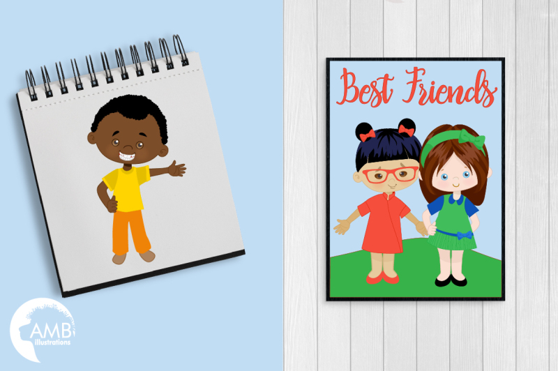 multi-cultural-kids-2-clipart-graphics-illustrations-amb-2317