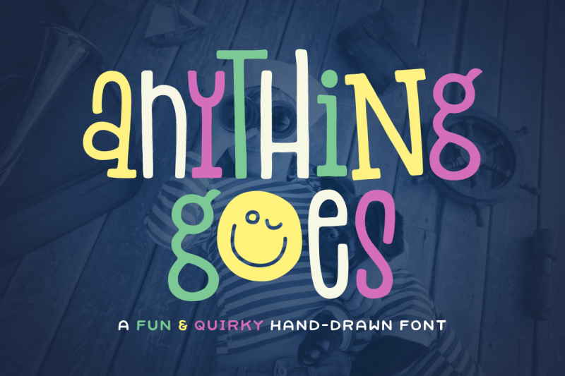 anything-goes-font