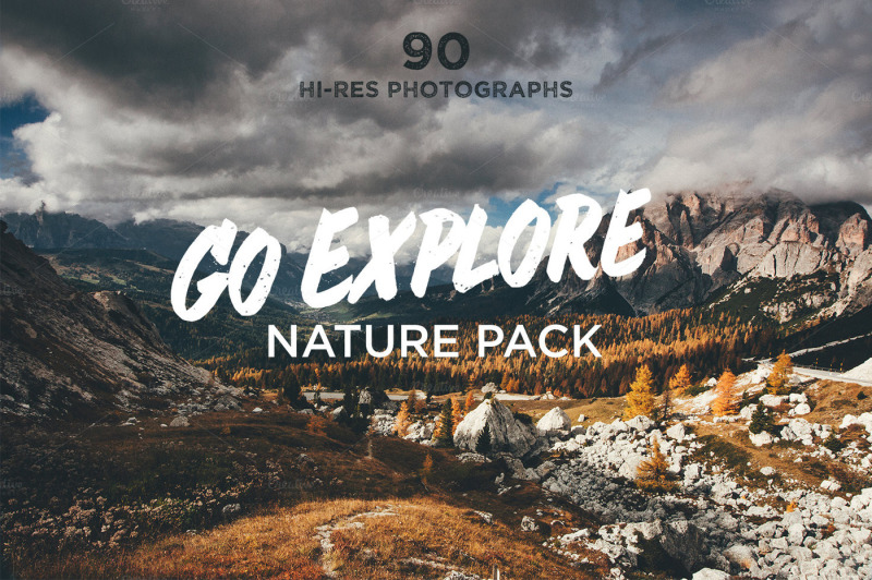 go-explore-nature-photo-pack